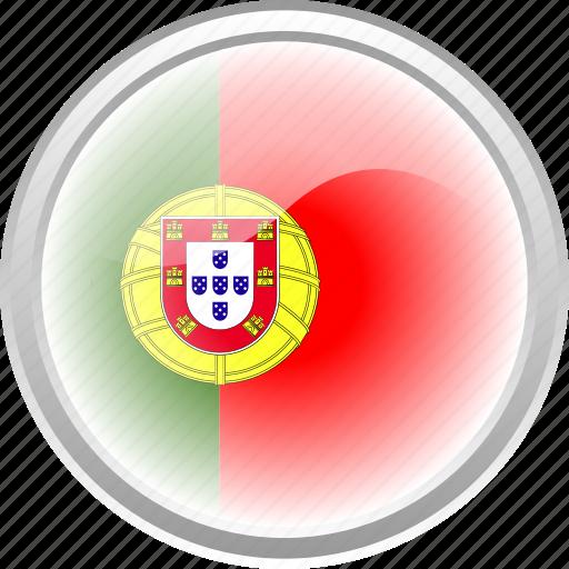 Flag, flag portuga, nani, portugal, ronaldo icon - Download on Iconfinder