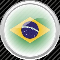 brazil, city brazil, flag, flag brazil, soccer, worlds icon