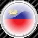 city, country, flag, flag leichtenstein, leichtenstein