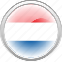 city, country, flag, flag netherlands, netherlands icon