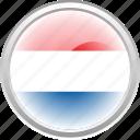 city, country, flag, flag netherlands, netherlands