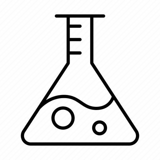 ampoule, chemical, chemistry, experiment, laboratory, potion, research icon