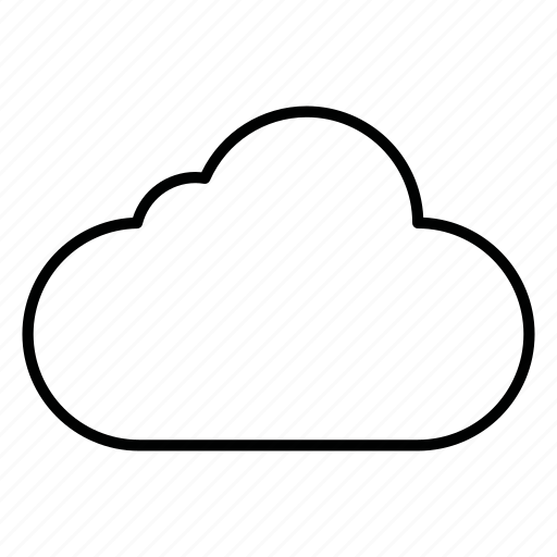 cloud, data, database, network, server, storage, weather icon
