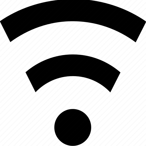 connection, internet, radio, signal, wi-fi, wifi, wireless icon