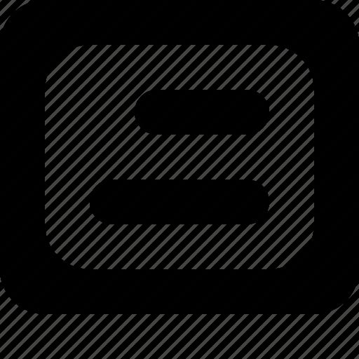 letter, memo, note icon