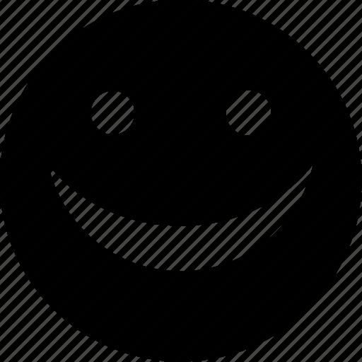 emoticon, emoticons, happy, smile, smiley, smiley face icon