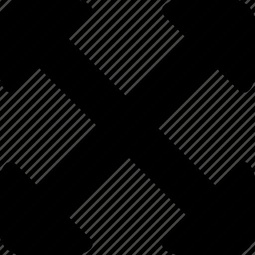 arrows, extend, full screen, fullscreen, maximize, resize icon