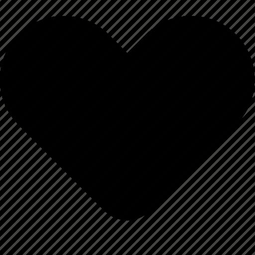 favorite, heart, like, love, romantic, star, valentine icon