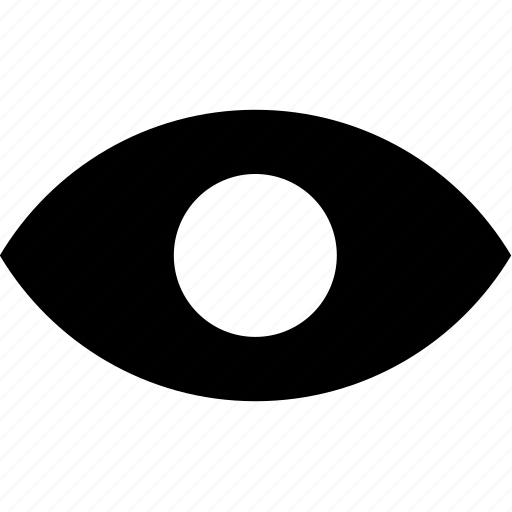 eye, preview, see, seen, view icon