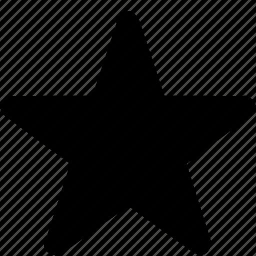 achievement, bookmark, favorite, favorites, favourite, star, win icon