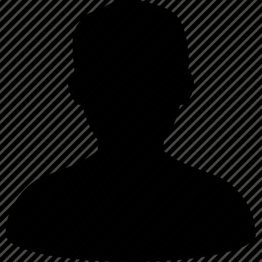 account, friend, human, member, person, profile, user icon