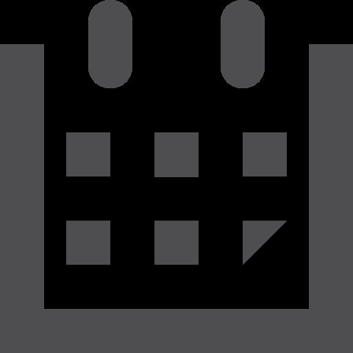 calendar, stroke icon