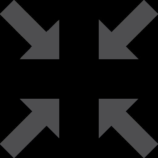 exit, fullscreen icon