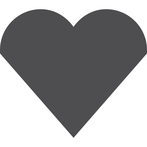 fill, heart icon