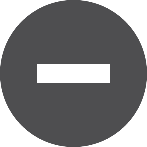 Minus icon - Free download on Iconfinder