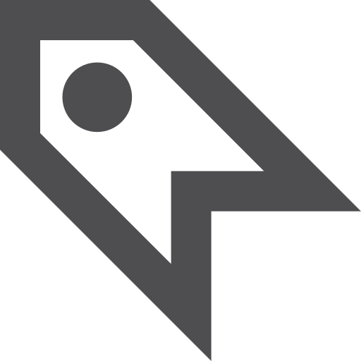 stroke, tag icon