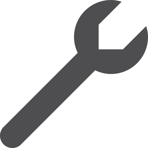 wrench iconWrench Icon
