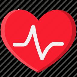bookmark, heart, star, valentine icon