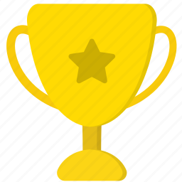 achievement, award, medal, trophy icon
