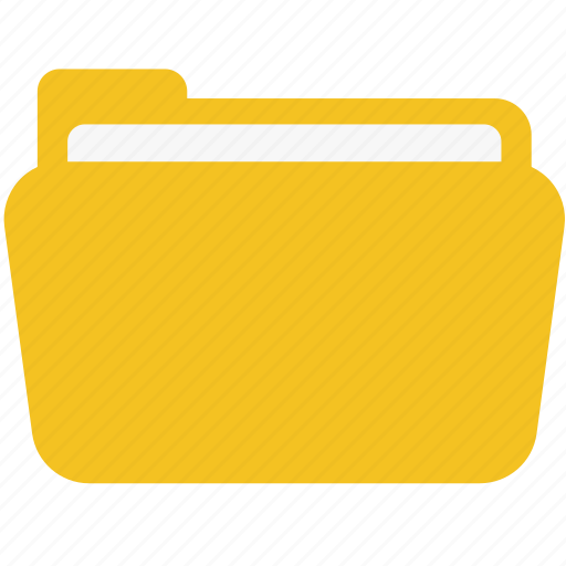 documents, extension, folder, format icon