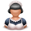 Maid icon - Free download on Iconfinder