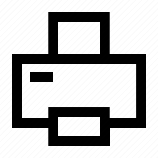 general, print, ui icon