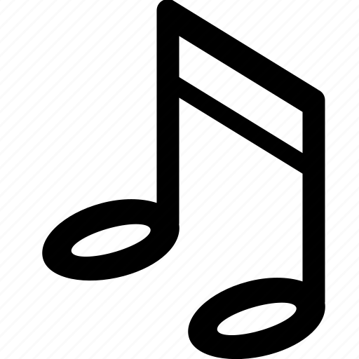 audio, music, note, ringtone, sound, tone, volume icon