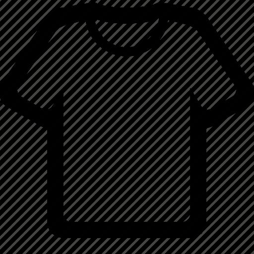 clothes, clothing, shirt, t shirt, tee, tshirt, uniform icon