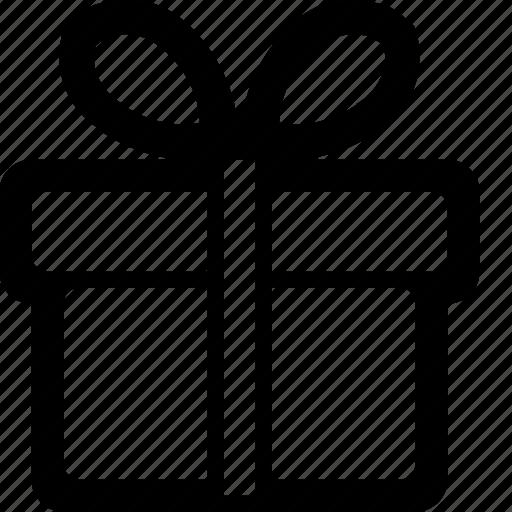 box, christmas, gift, present, prize, reward, souvenir icon