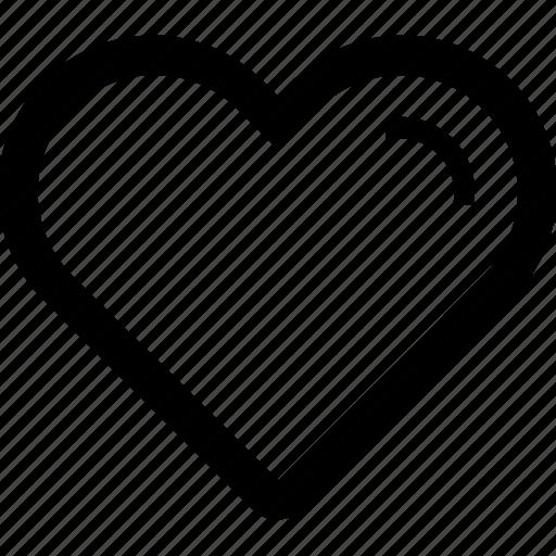 favorite, heart, like, love, romantic, valentine, valentine's day icon