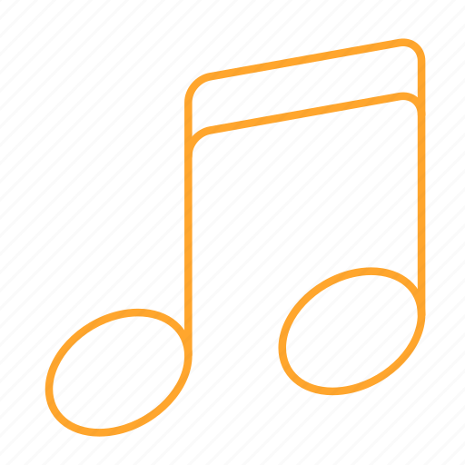 happy, music, musical, musical note, note, 音乐, 音符 icon