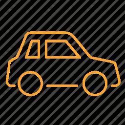 auto, car, go, home, 车 icon