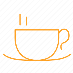 chat, coffee, rest, time, wait, 咖啡 icon
