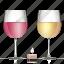 candle, couple, dinner, love, night, romantic, valentine icon