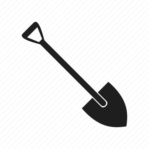 instrument, shovel, tool, work, worker icon