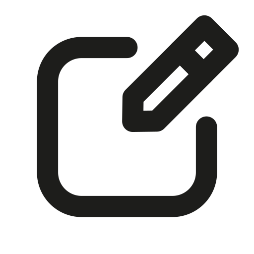 article, edit, note, outline, pen, pencil, write icon