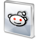 reddit, social icon