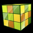 api, cube icon