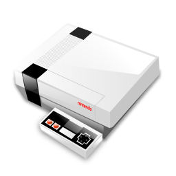 computer game, console, game, nintendo icon