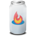 drink, feedburner, web20 icon