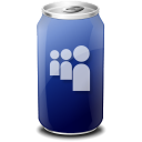 drink, myspace, web20 icon