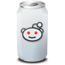 drink, reddit, web20 icon