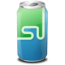 drink, stumbleupon, web20 icon