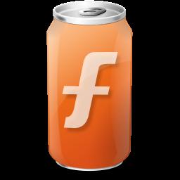drink, furl, web20 icon
