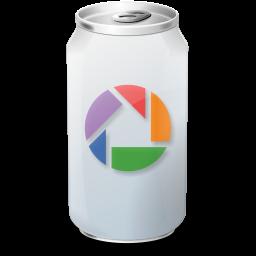 drink, picasa, web20 icon