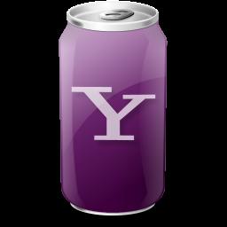 drink, web20, yahoo icon