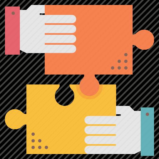 cofounder, collaboration, partner, problem, solution, solve, startup icon