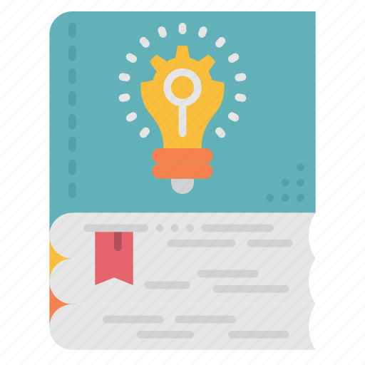 author, books, course, intensive, library icon