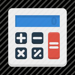 calc, calculate, calculation, calculator icon