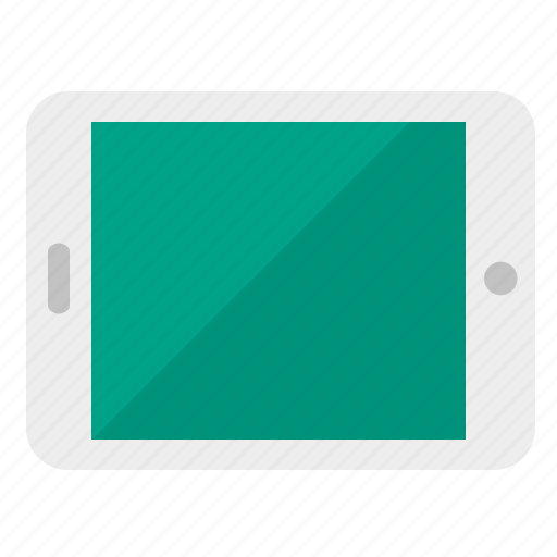 device, ipad, tablet, technology icon